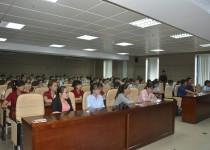 Đoàn sinh viên Trường ĐH Nội vụ (cơ sở miền Trung) tham quan Trung tâm I