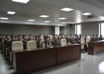 Sinh viên Đại học Kỹ thuật – Hậu cần CAND tham quan Trung tâm Lưu trữ quốc gia I
